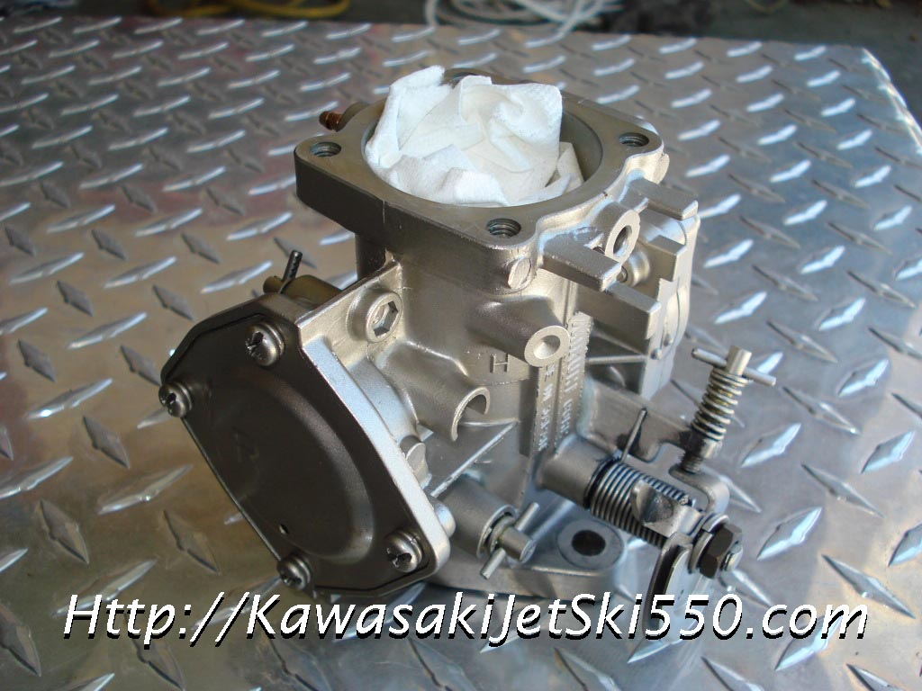 Kawasaki Jet Ski Round Body Carburetor 38mm